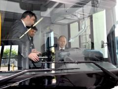Mannheim präsentiert Elektrobus-Projekt in Berlin