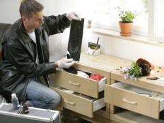 Schutz gegen Wohnungseinbrüche