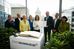 """""""Charta der Vielfalt"""" in Mannheim"""