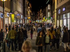 Lärm in der Heidelberger Altstadt
