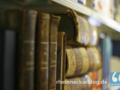 Öffentliches Bücherregal für Handschuhsheim