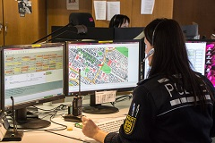 Polizeipräsidium Mannheim muss länger auf Führungs- und Lagezentrum warten