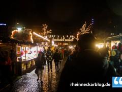 Mannheim im Weihnachtszauber
