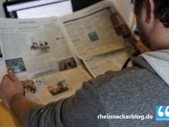 Konsolidiert sich der Auflagenschwund regionaler Tageszeitungen?