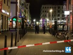 Messerstecherei am Marktplatz: Anklage gegen fünf Personen