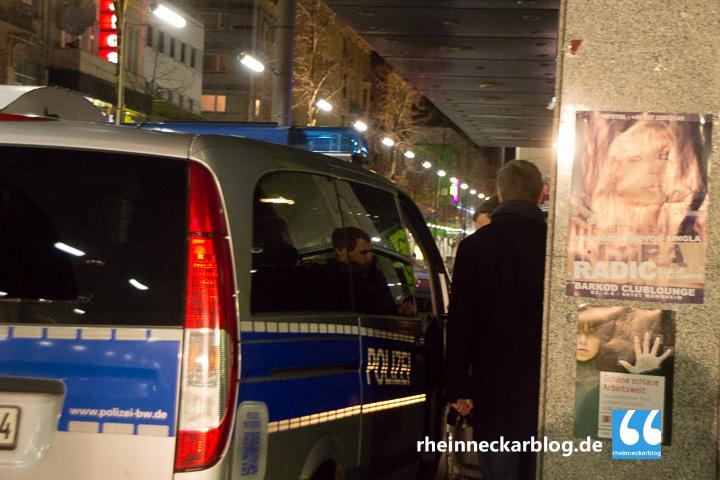 Schießerei Mannheim