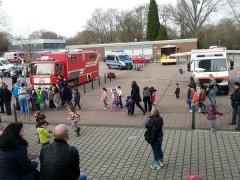 490 Schüler evakuiert