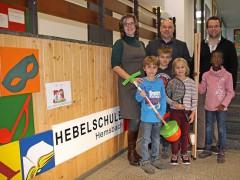 Hebelschule wird dreizügig – Uhlandschule läuft aus