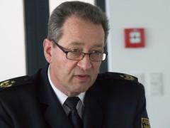 """Polizeipräsident Köber: """"Es gibt keine überbrodelnde Gewaltkriminalität durch Flüchtlinge"""""""