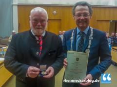 Goldmedaille für Mathaisemarkt-Leiter