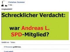 Schrecklicher Verdacht: OB-Kandidat Christian Sommer ist kaltherzig