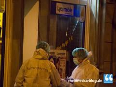 Tatort Mittelstraße: Ladenbesitzer erstochen