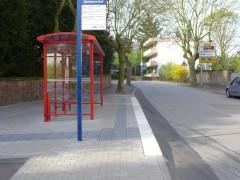 Weinheim bekommt neue Haltestellen
