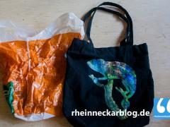 Jeder Bürger verbraucht 76 Plastiktüten im Jahr