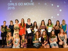 GIRLS GO MOVIE startet zum 13. Mal