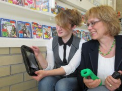 Konsolenspiele für Jung und Alt