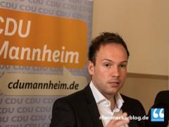 Junge Union-Vorsitzender Nikolas Löbel fordert Aufnahmestopp