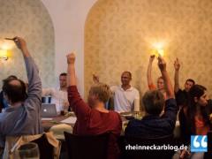 Grüne schicken zwei Männer in den Landtagswahlkampf
