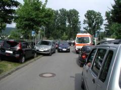 Rücksichtsloses Parken gefährdet andere