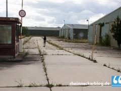 Abbau von NATO-Hallen auf Spinelli durch die BImA