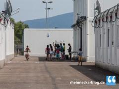 Schwetzingens Camp der Beschämung