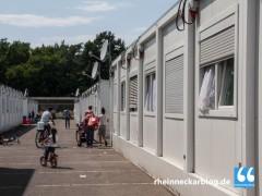 Über 2.100 Flüchtlinge in andere Unterkünfte verlegt