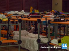Kreis belegt neue Flüchtlingsunterkunft in Hockenheim