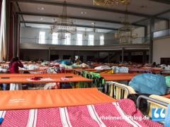 Flüchtlingsunterbringung in Meckesheim