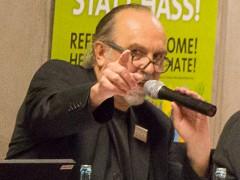 Grüner Landtagskandidat Gerhard Fontagnier mahnt ab