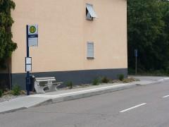Zehn neue barrierefreie Bushaltepunkte für Hemsbach