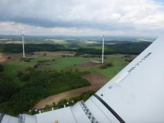 Ausbau der Windstromerzeugung