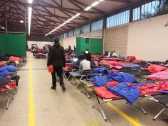 Warme Kleidung für Flüchtlinge gesucht