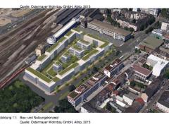 """Postareal am Hauptbahnhof: """"Endlich tut sich hier etwas"""""""