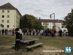 Betreuung von 386 jungen unbegleiteten Flüchtlingen