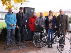 E-Bike: Stadt geht mit gutem Beispiel voran