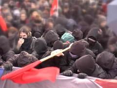 Es reicht mit der von Linken und Grünen unterstützen Gewalt