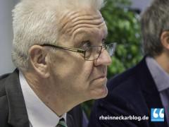 Ihre Gebete, Herr Kretschmann, wurden erhört – wie geht es weiter?