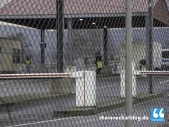 Ankunftszentrum für Geflüchtete