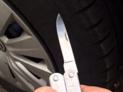 Messerstiche im Lokal