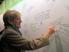 Klimabotschaften von der UN-Klimakonferenz in Paris