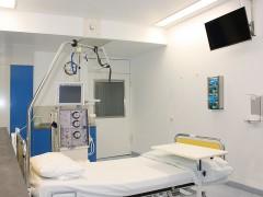 Dialyse in modernen Räumen