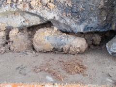 Panzergranate entdeckt