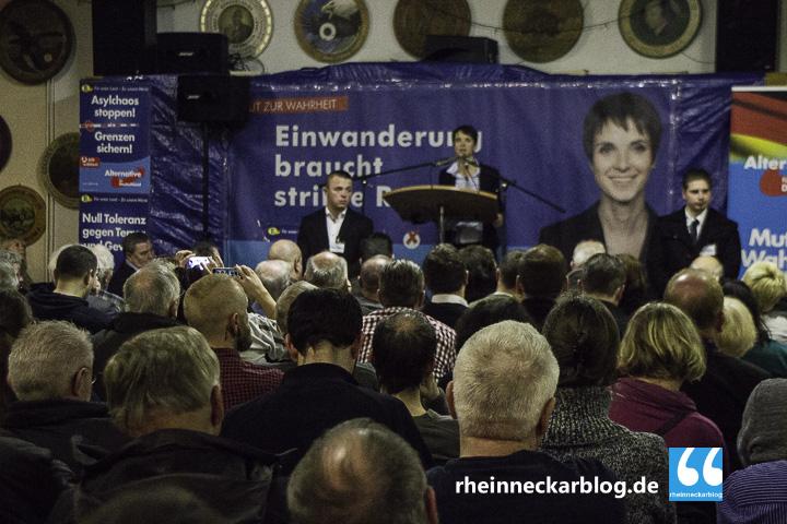 Afd-Frauke Petry-Mannheim-Landtagswahl-Mannheim-28. Januar 2016-IMG_4106