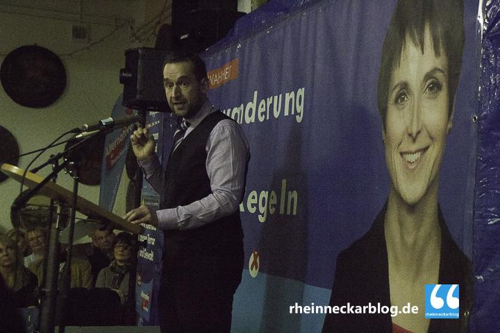 Afd-Robert Schmidt-Mannheim-Landtagswahl-Mannheim-28. Januar 2016-IMG_4085
