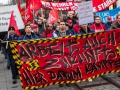 """1.066 Arbeitsplätze in Mannheim werden auf einen Schlag """"wegrestrukturiert"""""""