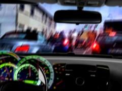 Autofahrer schaute zu tief ins Glas