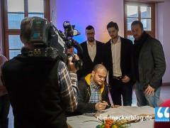 Goldene Löwen: EM- Handballer geehrt