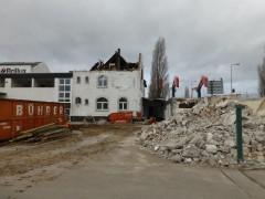Brillux-Gebäude wird abgerissen