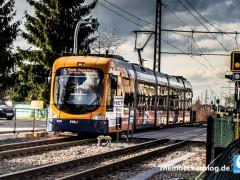 Schläger-Paar verletzt Fahrgäste in Straßenbahn