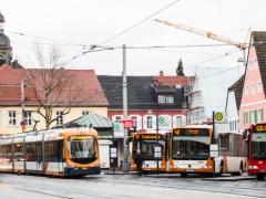 Umbau des Rathausplatzes Seckenheim